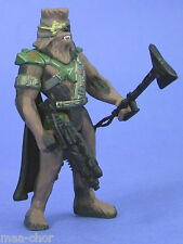 STAR WARS LOOSE SOTE VERY RARE CHEWBACCA IN BOUNTY HUNTER DISGUISE MINT. C-10+