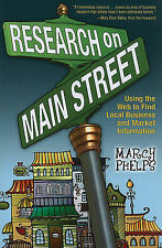 Research on Main Street: Using the Web to Find Local Business and Market...