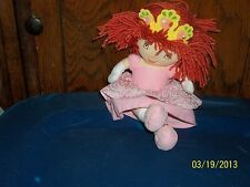 2005 KELLY TOYS BALLERINA STRAWBERRY SHORTCAKE DOLL PLUSH