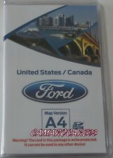 2011 2012 2013 2014 Ford Explorer EDGE MyFord Navigation SD CARD Map A4 Update