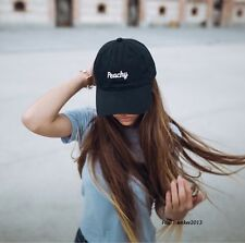brandy melville Black Katherine Peachy baseball cap OS Adjustable