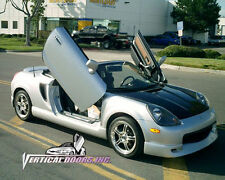 VDI Toyota MR2 MRS 2000-2007 2dr Bolt-On Vertical Lambo Doors