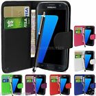 WALLET FLIP PU LEATHER CASE COVER POUCH FOR SAMSUNG GALAXY S7 G930 MOBILE PHONE