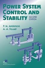 FAST SHIP - FOUAD ANDERSON 2e Power System Control and Stability             Q26