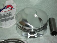 NEW JE PISTONS BBC 258246 BIG BLOCK CHEVY DRAGSTER ROSS STROKER DOME ALUMINUM
