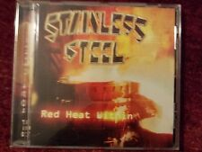 STAINLESS STEEL - RED HOT WITHIN. CD