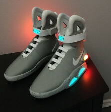 2011 Nike Air Mag Back To The Future McFly size 10 with charger and accessories!