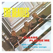 THE BEATLES - Please Please Me - Aufkleber / Sticker - Neu - 8 x 8 cm - #169