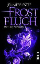 Jennifer Estep - Frostfluch: Mythos Academy (2) - UNGELESEN