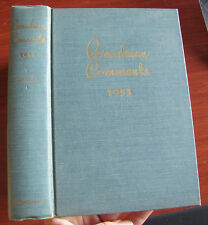 Broadman Comments 1953- Intl Bible Lessons for Christian Teaching Uniform Series