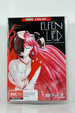 Elfen Lied Collection - Region4 DVD - BRAND NEW