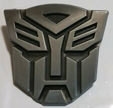3D TRANSFORMERS AUTOBOT BELT BUCKLE EXTENT DESIGNS & QUALITY AMAZING STYLES USA