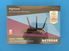Netgear Nighthawk AC1900 Smart WiFi Router Model# R7000 1GHz Dual Core Processor