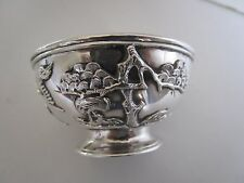 Chinese Export Silver Bowl..Wang Hing & Co..Circa 1900..