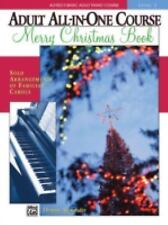 Alfred's Basic Adult All-in-One Christmas Piano, Bk 2 (Alfred's Basic Adult Pian