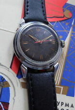 POLJOT MONTRE MÉCANIQUE ANCIENNE 17 RUBIS CALIBRE 2408 MADE IN URSS 1960