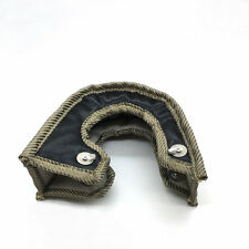 T3  Lava Turbo Blanket Titanium Turbo Blanket Heat Shield Cover With Metal Mesh