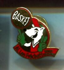 RARE PINS PIN'S .. SPORT BASKET BALL LES FRECHETS SAINT NAZAIRE 44  ~A1