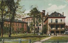1908 Postcard - ST. Joseph's Hospital - ST. Paul Minnesota