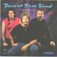 DESERT ROSE BAND-PAGES OF LIFE CD NEW