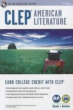 College Placement Test Preparation: CLEP® American Literature Book + Online...