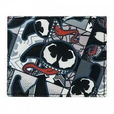 MARVEL COMICS THE AMAZING SPIDER-MAN VENOM KAWAII BI-FOLD WALLET *BRAND NEW*