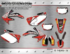 Honda CRf 450X 2005 up to 2016 Moto StyleMX graphics decals kit stickers