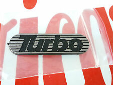 N.O.S Logo TURBO CYCLOSTAND PEUGEOT 103 mobylette N.O.S