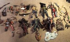 Mcfarlane Toys-Spawn Action Figure Lot-Multiple Pieces-Loose