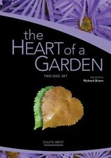 THE HEART OF A GARDEN Vol 1-2 Box Set 2 Disc DVD Narrated by RICHARD BRIERS NEW