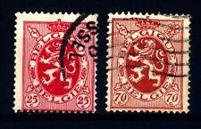 BELGIUM - BELGIO - 1929-1930 - Stemma:scudo