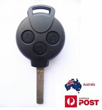 MERCEDES BENZ SMART CAR KEYLESS 3 BUTTONS REMOTE KEY SHELL CASE HIGH QUALITY