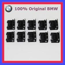 10x Original BMW E30 M Technik 2 Klammstücke Schweller außer Cabrio