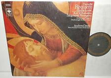 CBS 76633 Durufle Requiem Kiri Te Kanawa New Philharmonia Andrew Davis