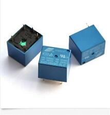 10 Pcs Mini Power Relay 5V DC SRD-5VDC-SL-C PCB Type Useful
