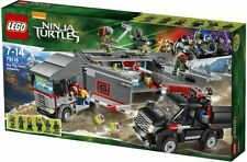 LEGO Ninja Turtles™ 79116 Escape with the Semitrailer NEW NEW OVP MISB