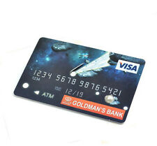 Floating Cigarette On A Credit Card Close Up Magic Trick