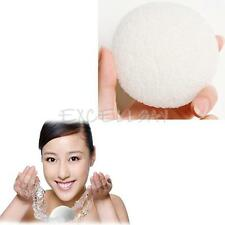 Natural Konjac Konnyaku Facial Face Wash Cleanse Sponge Puff Exfoliator Cleaning