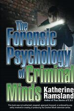 The Forensic Psychology of Criminal Minds, Ramsland, Katherine