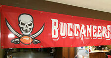TAMPA BAY BUCCANEERS 8' BANNER NFL WINSTON MARTIN EVANS SIMS SUPER BOWL FOOTBALL