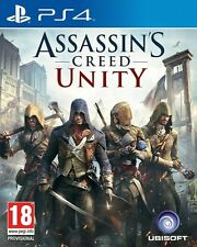 PS4 Spiel Assassin's Creed Unity Special Edition NEUWARE