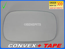 Wing Mirror Glass VOLVO XC70 2000-2007 CONVEX + TAPE Right Side #P010