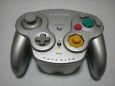 Nintendo Gamecube Wavebird Wireless Controller Silver Platinum *W/ RECEIVER* F/S