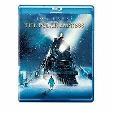 BLU-RAY  THE POLAR EXPRESS        BRAND NEW SEALED UK STOCK