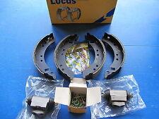 Kit de freins arrière Lucas pour Ford Capri, Escort
