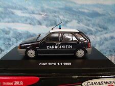 1/43 EG Edison Giocattoli  (Italy)  Fiat Tipo 1.1 1989 Police