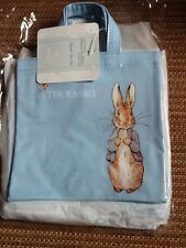 NEW PETER RABBIT CHILDS TOTE BAG