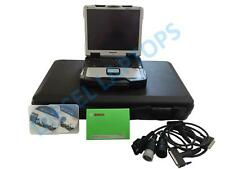 Bosch ESI Truck Heavy Duty Scanner Diagnostic Computer Tool with CF30 Laptop
