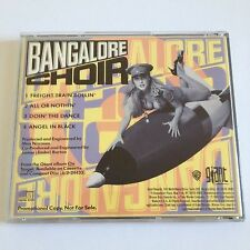 BANGALORE CHOIR Selections From On Target US Promo Maxi CD for Radio Rare