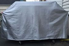 Weber Genesis  E-310 Grill Outdoor Waterproof Gray Cover 63''W x 31''D x 48''H